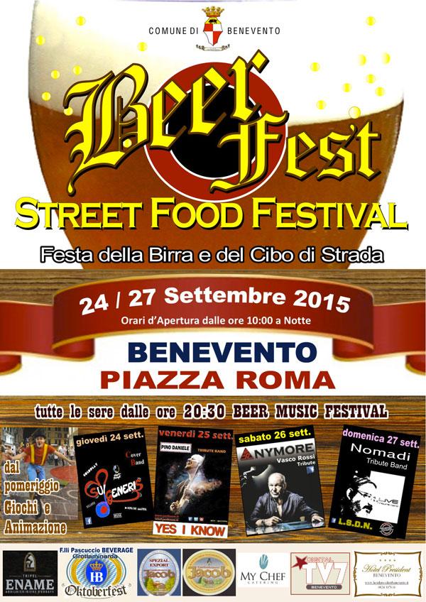 BEER FEST & STREET FOOD FESTIVAL