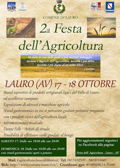 II Edizione - Festa dell' Agricoltura