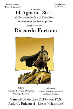 30 ottobre: graphic novel sulla strage di Casalduni