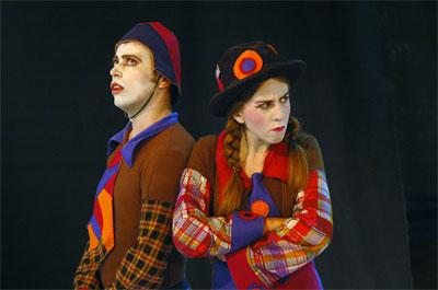 Domenica 21 febbraio - Rassegna di Teatro Ragazzi al Teatro 99 Posti, in scena 'Aldilà del mare' per parlare di immigrazione