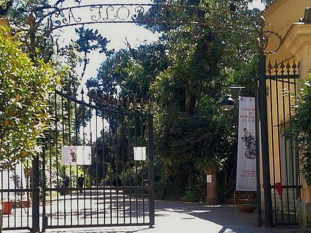 Napoli: riappropriamoci della villa Floridiana!
